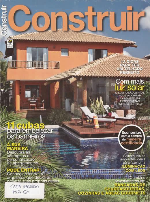 revista construir casa em vargem